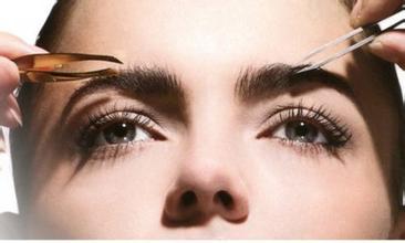 美莱纹眉帮你变身素颜美人