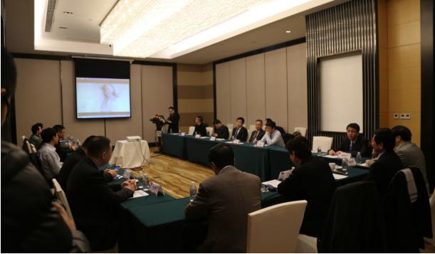 2017一届上海美莱携手出席连锁鼻整形峰会论坛