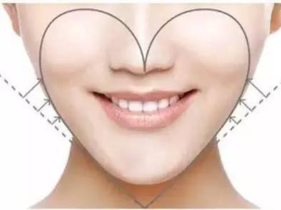 上海美莱心形脸