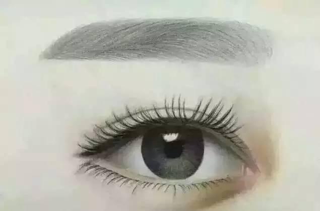 韩式半很长时间纹眉