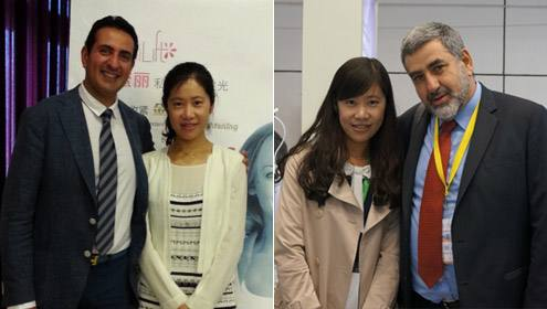 第35届达拉斯鼻整形研讨会邀请上海美莱欧教授出席